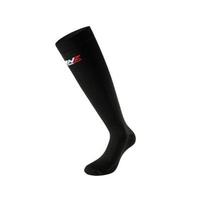LENZ Skiing 4.0 Socken Schwarz