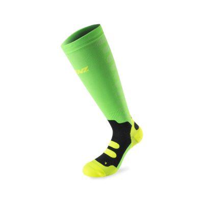 LENZ Compression 1.0 Socken Grün