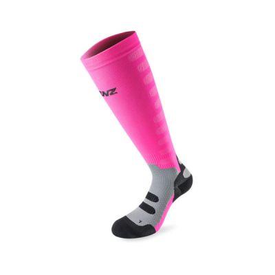 LENZ Compression 1.0 Socken Pink