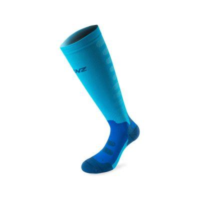 LENZ Compression 1.0 Socken Blau
