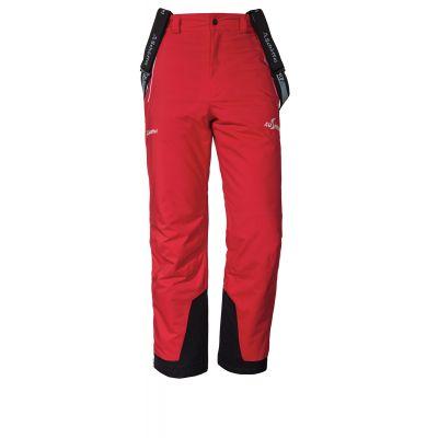 SCHÖFFEL Stretchpants Zip1 RT Erwachsene rot