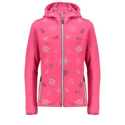 CAMPAGNOLO Girls Kapuzenjacke carminio-pink