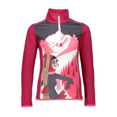 CAMPAGNOLO Girls Sweater magenta