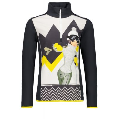 CAMPAGNOLO Girls Sweater antracite
