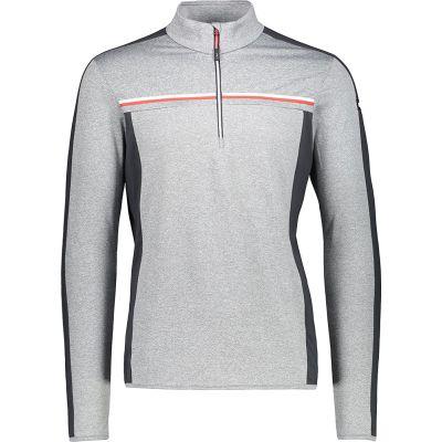 CAMPAGNOLO Herren Sweater Grau Melange