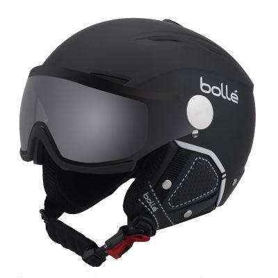 BOLLEnBlackline Visor Premium Helm schwarz