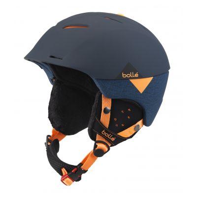 BOLLE Synergy Helm soft navy