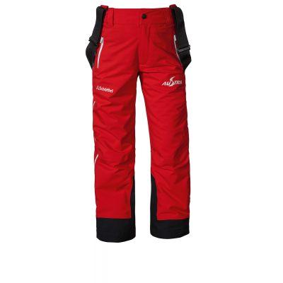 SCHÖFFEL Stretchpants Zip1 Junior rot