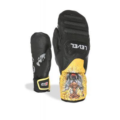 Junior SQ CF Mitten Racing Glove
