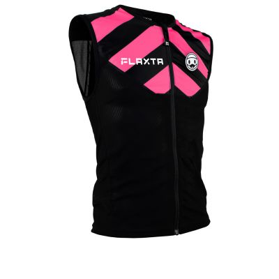 Flaxta Behold Junior Ski Rückenprotektor pink