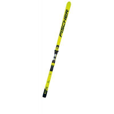 FISCHER Ski RC4 Worldcup SG Junior H-Plate 2021/22