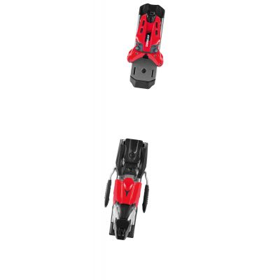 ATOMIC X19 MOD Bindung red/black
