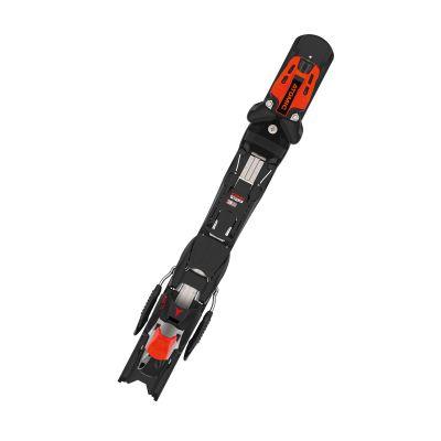 ATOMIC X14 GW Bindung red/black