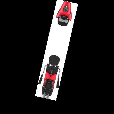 ATOMIC Colt 7  C Bindung red/black