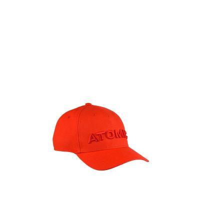 ATOMIC Racing Cap Red