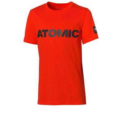 ATOMIC RS Kids T-Shirt Red