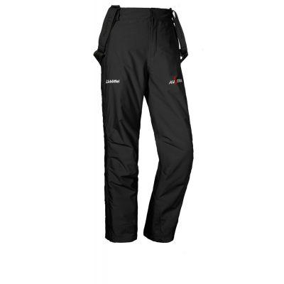 SCHÖFFEL Stretchpants Zip1 RT Erwachsene schwarz