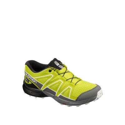 SALOMON Junior Schuh Speedcross CSWP (Clima Salomon Waterproof) Evening Primerose