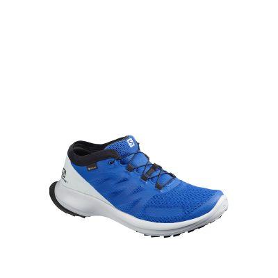 SALOMON Herren Schuh Sense Flow GTX Lapis/Pearl Blue