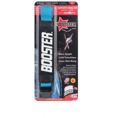 BOOSTER STRAP Medium Expert  Neon blue