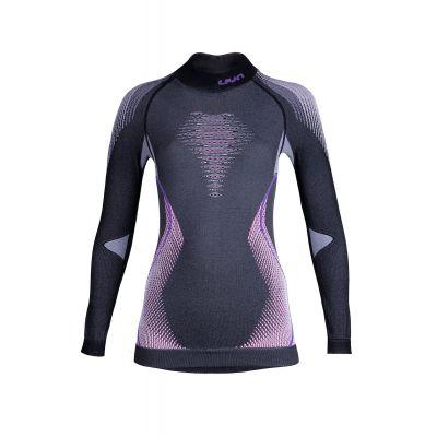 UYN Damen Evolutyon Sport/Ski Shirt Longsleeve Turtle Neck